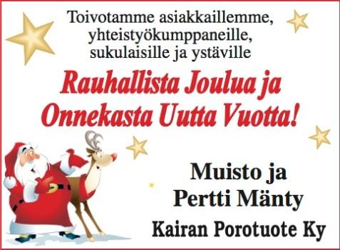 jouluterve2013